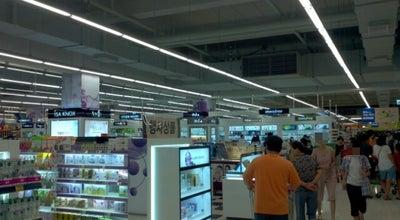 Photo of Supermarket 홈플러스 (Home plus) at 서구 중봉대로 587, 인천광역시 22762, South Korea