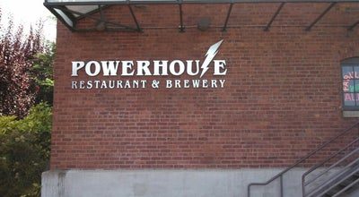 Photo of Brewery Powerhouse Restaurant & Brewery at 454 E Main, Puyallup, WA 98372, United States