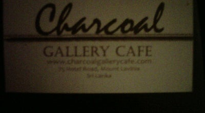 Photo of Cafe Charcoal at 75, Mount Lavinia 10370, Sri Lanka
