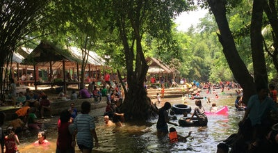 Photo of Lake น้ำตกสวนลุงเล็ก at เขื่อนขุนด่านปราการชล, Thailand