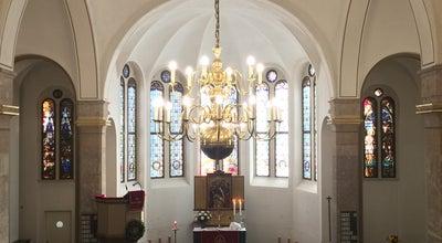 Photo of Church Ev.-Luth. Trinitatiskirche Chemnitz-Hilbersdorf at Frankenberger Str. 132, Chemnitz 09131, Germany