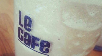 Photo of Coffee Shop Le Cafe at 경상삼도 양산시 물금읍범어리, South Korea