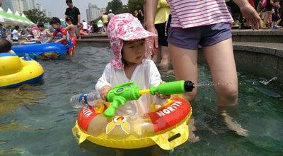 Photo of Pool 탄천 수영장 at 정자동, South Korea