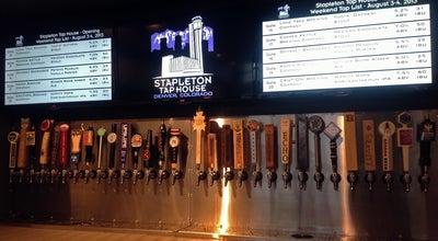 Photo of Beer Garden Stapleton Tap House at 8286 Northfield Blvd #1525, Denver, CO 80238, United States