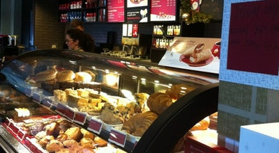 Photo of Coffee Shop Starbucks at 85 Hanna Ave., Toronto, ON M6K 3S3, Canada