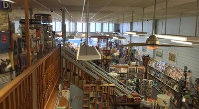 Photo of Bookstore Port Book & News at 104 E 1st St, Port Angeles, WA 98362, United States