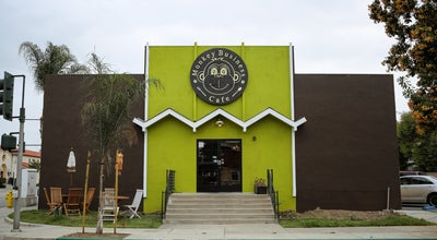 Photo of Breakfast Spot Monkey Business Cafe at 301 E Amerige Ave, Fullerton, CA 92832, United States