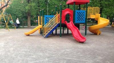 Photo of Playground Детская площадка at Ул. Толбухина, 13, Москва, Russia