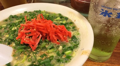 Photo of Ramen / Noodle House 元祖長浜屋台ラーメン 一心亭 八戸分店 at 六日町33-1, Hachinohe, Japan
