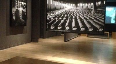 Photo of Art Gallery Galerija Srebrenica 11/07/95 at Sarajevo, Bosnia and Herzegovina