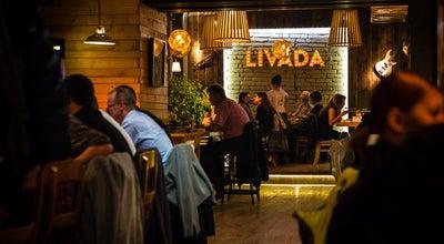 Photo of Restaurant LIVADA - Restaurant & Music Lounge at Str. Clinicilor Nr. 14-16, Cluj-Napoca 400006, Romania