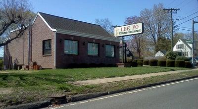 Photo of Chinese Restaurant Lee Po at 1066 Farmington Ave, Bristol, CT 06010, United States