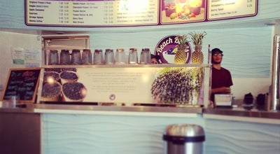 Photo of Cafe Beach Bowls Açai Cafe at 2370 Crenshaw Blvd, Torrance, CA 90501, United States