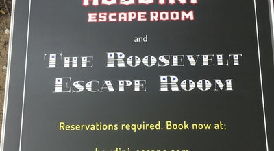 Photo of Arts and Entertainment Palace Games: Houdini Escape and Roosevelt Escape at 3601 Lyon St, San Francisco, Ca 94123, United States