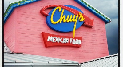 Photo of Mexican Restaurant Chuy's at 1034b Woodruff Rd, Greenville, SC 29607, United States