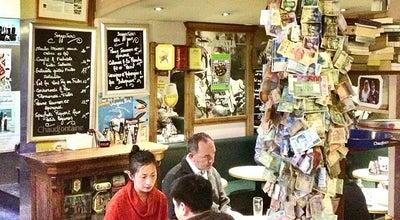 Photo of Cafe Arcadi Café at Rue D'arenbergstraat 1, Bruxelles / Brussel 1000, Belgium