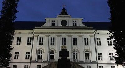 Photo of Church Mustasaaren Kirkko at Finland