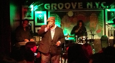 Photo of Music Venue Groove NYC at 125 Macdougal St, New York, NY 10012, United States