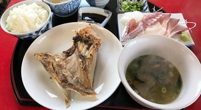 Photo of Diner お魚食堂 弘伸丸 at 那賀川町色ケ島民養40-1, 阿南市 779-1112, Japan