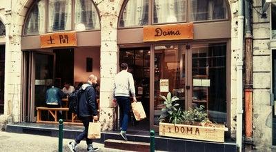 Photo of Japanese Restaurant Doma at 11 Rue Lanterne, Lyon 69001, France