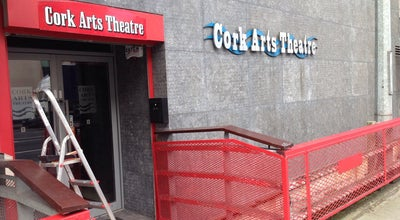 Photo of Theater Cork Arts Theatre at Knapp's Square, Corcaigh, Ireland