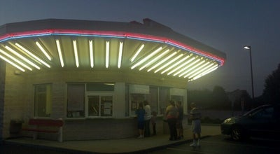 Photo of Ice Cream Shop Greg's Frozen Custard at 1498 S Lake St, Mundelein, IL 60060, United States