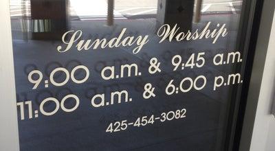 Photo of Church Bellevue Presbyterian Church (BelPres) at 1717 Bellevue Way Ne, Bellevue, WA 98004, United States
