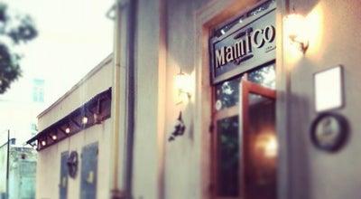 Photo of Cafe MamiCo at Str. Mihai Eminescu, 41, Chisinau 2012, Moldova