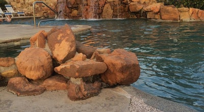 Photo of Pool Heritage Lakes Amenity Center at 3949 Village Blvd, Frisco, TX 75034, United States