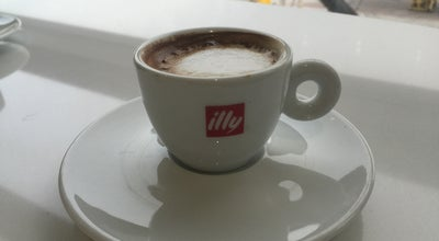 Photo of Coffee Shop illy espressamente at Gate A40, Concourse A, Mcnamara Terminal, Romulus, MI 48242, United States