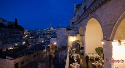 Photo of Italian Restaurant Il Terrazzino at Vico San Giuseppe, 7, Matera 75100, Italy