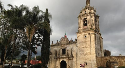 Photo of Historic Site Iglesia De ocotepec at Mexico
