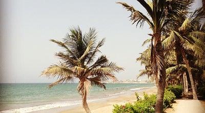 Photo of Beach Qurum Beach at Qurum, Muscat, Oman