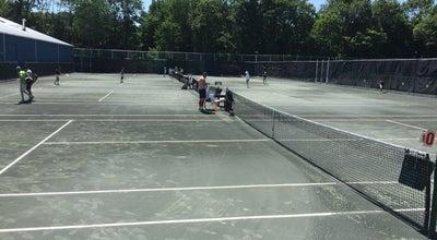 Photo of Tennis Court West Orange Tennis Club at 1448 Pleasant Valley Way, West Orange, NJ 07052, United States