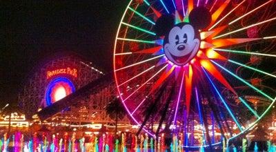 Photo of Theme Park Disney California Adventure at 1313 S Harbor Blvd, Anaheim, CA 92802, United States