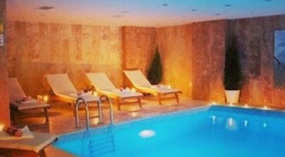 Photo of Pool Vizon Hotel Vizon Spa at Meşrutiyet Cad. Sütlü Sok. No:6 Osmanbey / Şişli - İstanbul, İstanbul, Turkey