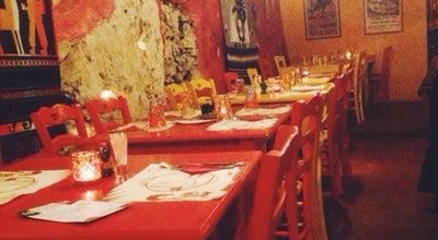 Photo of Mexican Restaurant La Tabernita Mexicana at Solomou Street, Corfu, Greece