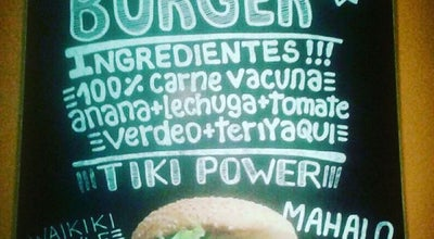Photo of Burger Joint Burger Mood at Viamonte 359, Buenos Aires, Argentina