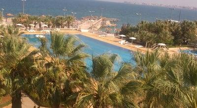 Photo of Beach Las Perlas at Qalamoun, Syria