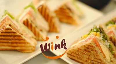 Photo of Italian Restaurant Cafe Wink at G-1 Sikka Galaxy, New Delhi 110092, India