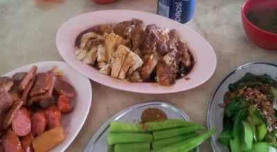 Photo of Asian Restaurant Ban Chuan Chicken Rice (萬全鸡饭) at Taman Chai Leng, Perai 13600, Malaysia