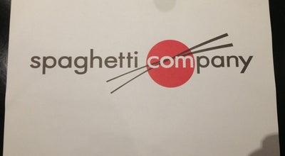Photo of Italian Restaurant Spaghetti Company at Κωνσταντίνου Κανάρη 5, Αλεξανδρούπολη 681 31, Greece