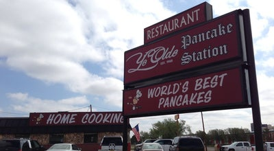 Photo of Breakfast Spot Ye Old Pancake Station at 2800 Virginia Cir, Amarillo, TX 79109, United States