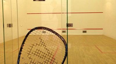 Photo of Tennis Court Squash Overhout at Tennispad 1, Haarlem 2034JA, Netherlands