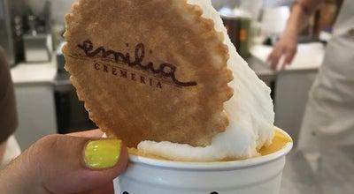 Photo of Ice Cream Shop Cremeria Emilia at Str. Franceză Nr. 38-42, Bucharest 030105, Romania