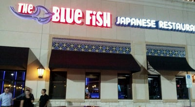 Photo of Sushi Restaurant The Blue Fish Las Colinas at 925 W John Carpenter Fwy, Irving, TX 75039, United States