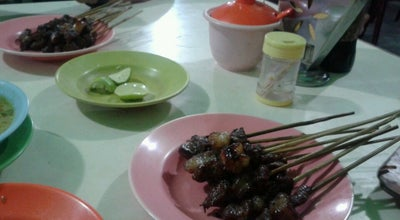 Photo of Asian Restaurant Sate Matang APANU at Jl. Medan - Banda Aceh, Lhokseumawe, Indonesia