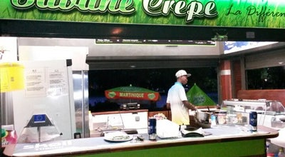 Photo of Food Truck Savane Crêpes at La Savane, Fort-de-France 97200, Martinique