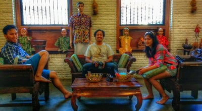 Photo of Arcade Batik nofa at Jl. Trusmi, Weru, Indonesia