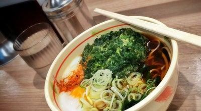 Photo of Food 狭山そば 所沢店 at くすのき台1-14-5, 所沢市 359-0037, Japan